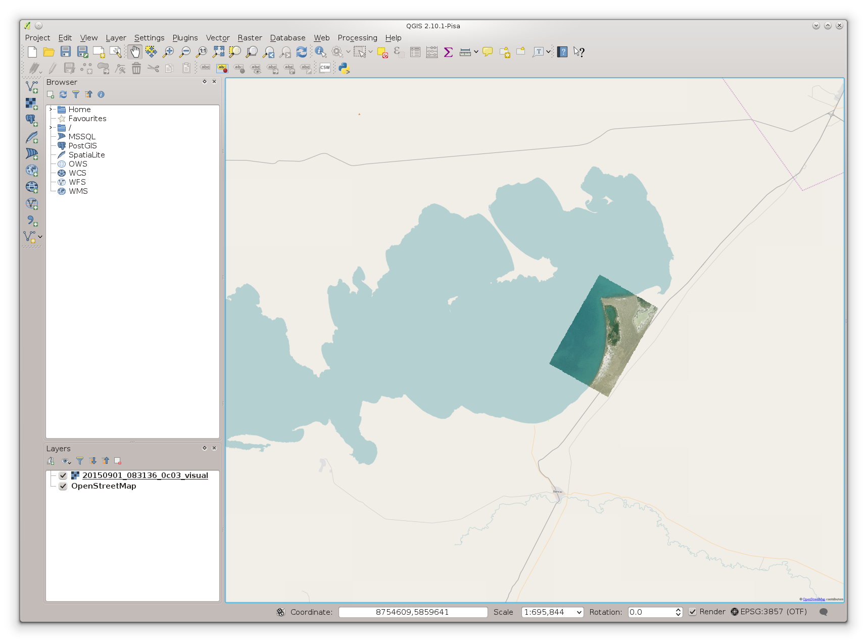Using planet geotiffs in qgis welcome to planet support catalog planet labs can be downloaded from the qgis plugin manager make sure to enable experimental plugins gumiabroncs Images